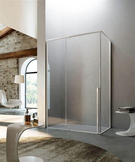docce murate cabina per doccia sistema pivot per bagno moderno