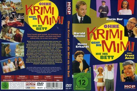 ohne krimi geht die mimi nie ins bett ohne krimi geht die mimi nie ins bett dvd oder