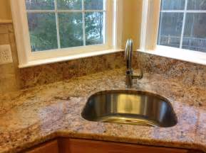 backsplash for kitchen countertops diana g solarius granite countertop backsplash design granix