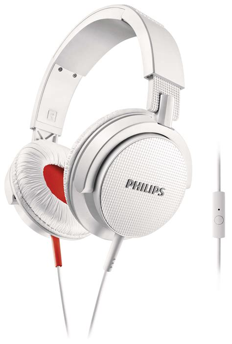Philips Shl3065 Headphone With Mic Earphone Headset Dj Murah headband headphones shl3105wt 00 philips