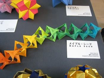origami maple seed miyuki kawamura gilad s origami page