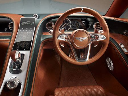 2019 bentley flying spur interior new cars magazine