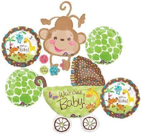 Ebay Baby Shower by Safari Baby Shower Decorations Ebay