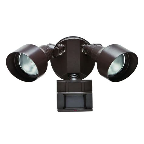 defiant motion security light manual defiant 110 degree outdoor bronze motion security light