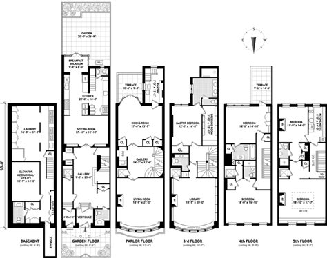 floor plans nyc 116 east 70th st in lenox hill manhattan streeteasy
