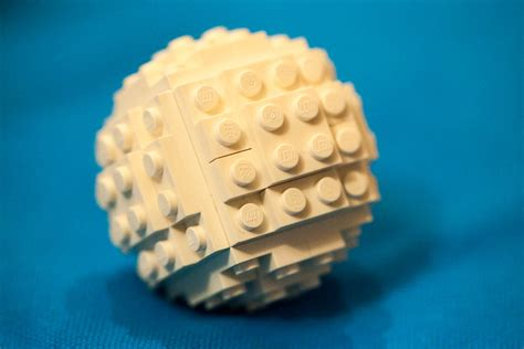 lego challenge 4 make a simple sphere tom alphin