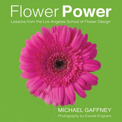 Flower Design Los Angeles | flower power lessons from the los angeles school of