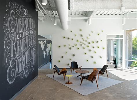 creative offices evernote offices designed with creative details design milk