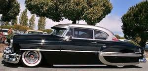 53 chevy bel air four on the floor