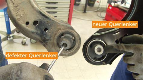 Bmw 3er Querlenker Wechseln by Querlenker Wechseln Die Profi Schrauber