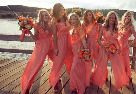 Romper bridesmaid dresses! Sooo cute   Wedding: bridesmaid