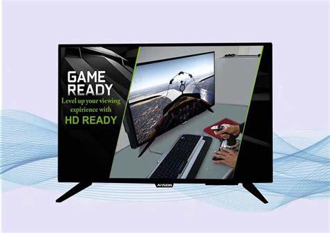 Tv Lcd Lazada avision 32 quot hd ready led tv black 32k785 with free wall bracket lazada ph