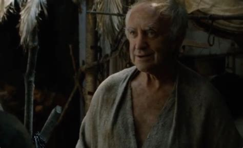 game of thrones actor high sparrow game of thrones 5 03 the high sparrow it s all narrative