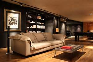 masculine apartment design ideas for men home interior