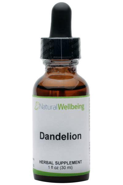 Dandelion Extract Detox by Dandelion Root Organic Naturalwellbeing