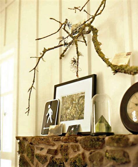Cheap Retro Sofa Innendekoration Mit Zweigen 20 Coole Ideen