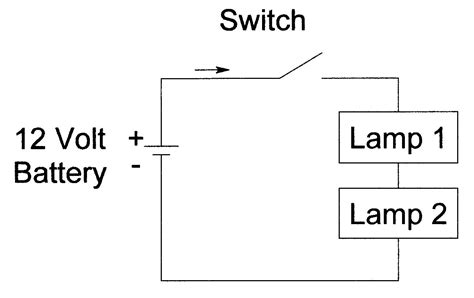 series circuit diagram resistors in series and in parallel model advisors