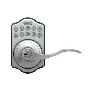 Keypad Door Lock by Lockstate Ls L500 Electronic Keypad Lever Door Lock Atg