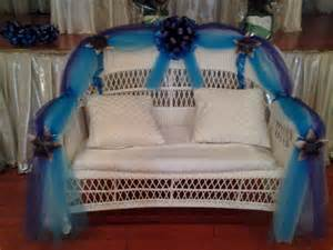 Baby Shower Loveseat Rentals Baby Shower Love Seat Couple S Bench Festive Affairs Ny
