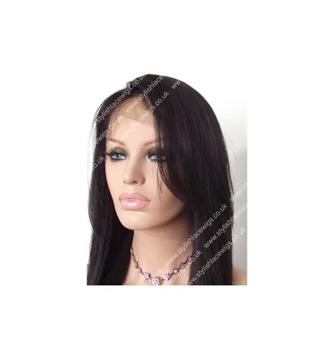 indian remy light yaki full light yaki indian remy full lace wig stylish lace wigs