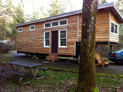tiny house market new tiny house village under construction in oregon curbed