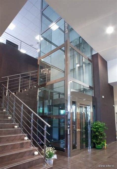 ascensore interno ascensore in vetro per esterno o interno elfer