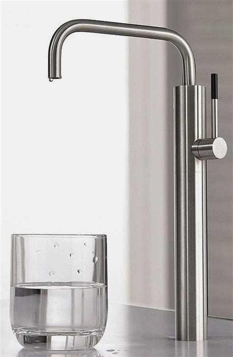 water faucet in stainless steel by justime