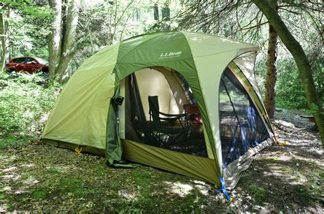 Ll Bean Cing Mattress by Ll Bean King Pine 4 Person Tent Cing Out In The
