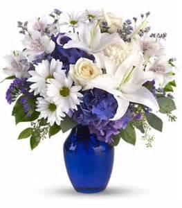 lövas white flowers sympathy arrangement in vase delivery eugene