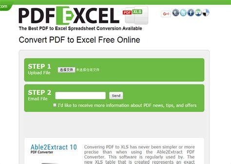 converter online pdf to excel os 8 melhores conversores gratuitos online e desktop de