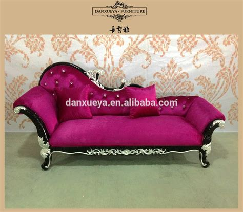 Pink Chaise Lounge Chair by Chaiselongue Chaise Loung Schlafsofa Rosa Samt Chaise