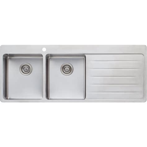 Kitchen Sinks Au Sonetto Bowl Topmount Sink With Drainer Oliveri
