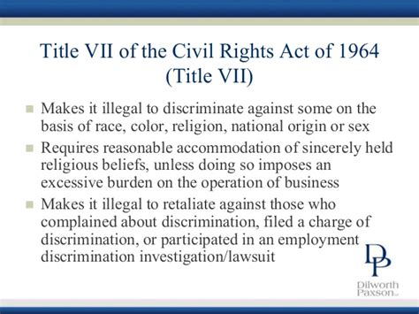 section 501 and 505 of the rehabilitation act of 1973 eeo compliance how to avoid discrimination in the workplace