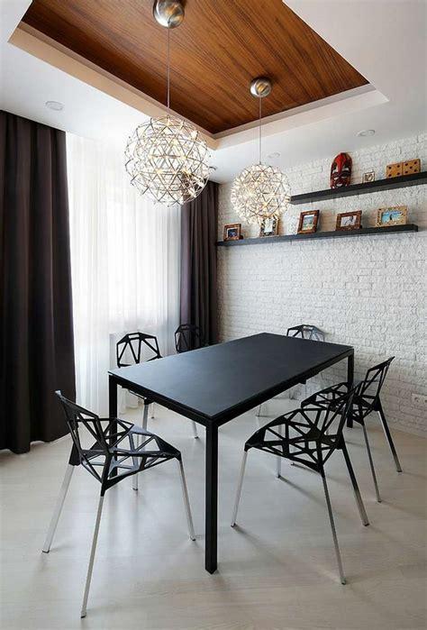 idee deco mur salle a manger d 233 co salle 224 manger avec mur brique 50 id 233 es originales