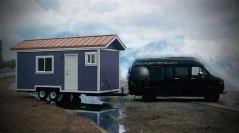 tiny house one level tiny house talk the dorian tiny house on wheels one