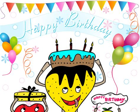 happy birthday background design vector happy birthday vector vector photoshop brushes stock