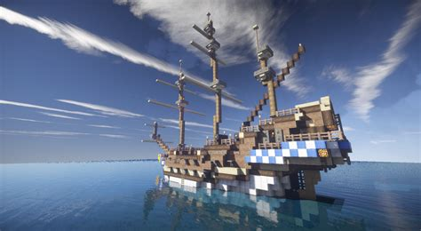 boat crew in spanish moving ships piratecraft