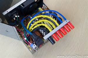 Converting Atx Power Supply Bench Power Supply Converting Atx Power Supply To Lab Bench Power Supply