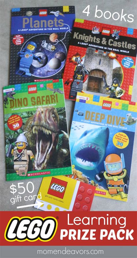 Lego Giveaway - make learning fun with lego giveaway