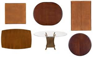Dining Table Shapes The Dining Set Boston Interiors Beyond Interiors