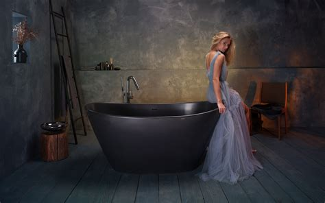 louisiana bathtub purescape 748 bm la ba 241 era freestanding en piedra by