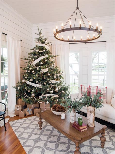 30 country christmas tree decorating ideas gac