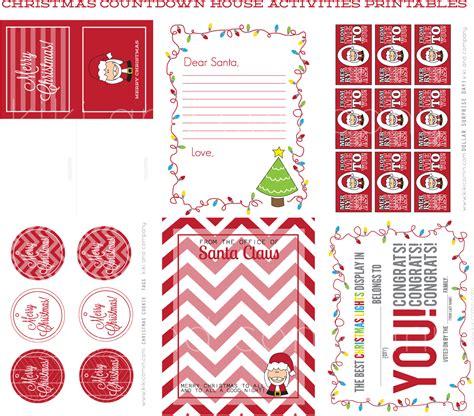 printable xmas countdown printable christmas countdown search results calendar 2015