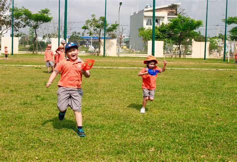 kindergarten sports day singapore international school  danang