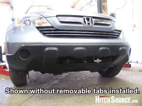 Towing Bar Honda Crv Gen3 07 11 honda cr v blue ox baseplate hitchsource by