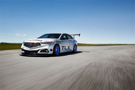 acura nsx tlx gt tlx a spec to compete at pikes peak
