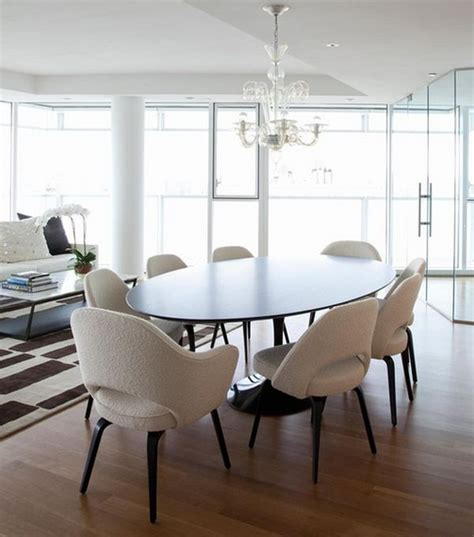 modern round dining room tables how to choose the right dining room chairs
