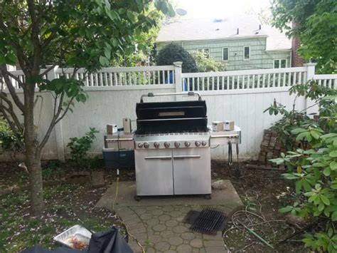 Backyard Grill Placement 18 Best Images About Bbq Area Ideas On Built