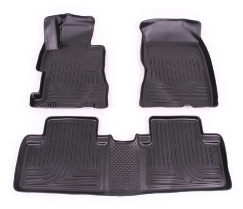 floor mats for 2008 honda civic husky liners hl98411