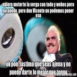 Vicente Fernandez Memes - galeria 100 memes de vicente fernandez